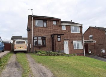 Thumbnail 2 bed property for sale in Fabis Close, Swadlincote