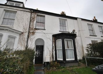 Thumbnail 5 bedroom terraced house for sale in Newport Terrace, Barnstaple