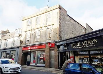 Thumbnail 1 bed flat for sale in 32, George Street Flat 1, Stranraer DG97Rl