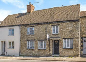 Corn Street, Witney OX28. 4 bed terraced house