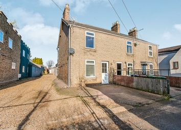 Thumbnail 2 bed semi-detached house for sale in Finkle Lane, Whittlesey, Peterborough