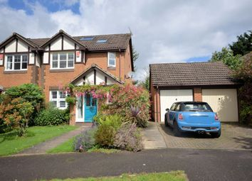 Thumbnail 4 bed semi-detached house for sale in Collingwood Drive, London Colney