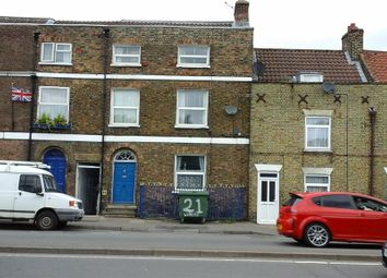 Thumbnail 4 bed terraced house for sale in Lynn Road, Wisbech