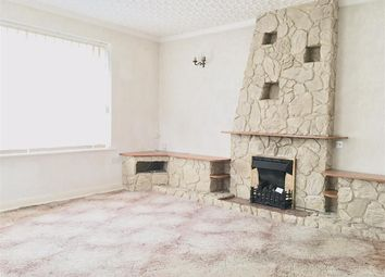 Thumbnail 3 bedroom semi-detached bungalow for sale in Seaview Road, Newhaven, East Sussex