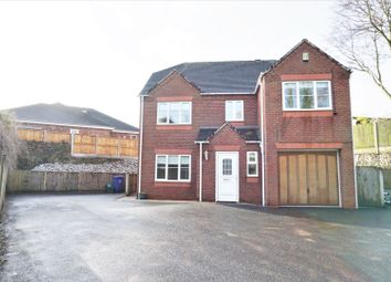 4 bed detached house for sale in Clayton Road, Clayton, Newcastle ST5