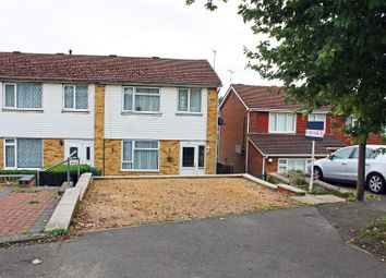 Thumbnail 3 bedroom end terrace house for sale in Telford Way, High Wycombe