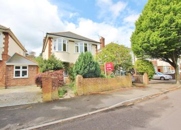 Thumbnail 4 bed detached house for sale in Haverstock Road, Moordown, Bournemouth