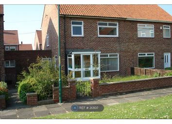 Thumbnail 4 bed semi-detached house to rent in Greenside, South Shields