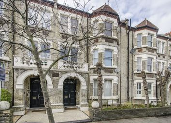 Thumbnail 3 bed flat to rent in Santos Road, London