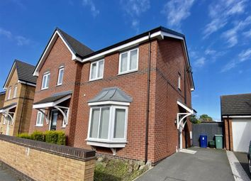 Thumbnail 3 bed semi-detached house for sale in Brunswick Court, Wrexham
