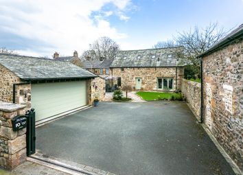 Thumbnail 3 bed barn conversion for sale in The Stables, 10 Manor Lane, Slyne, Lancaster, Lancashire
