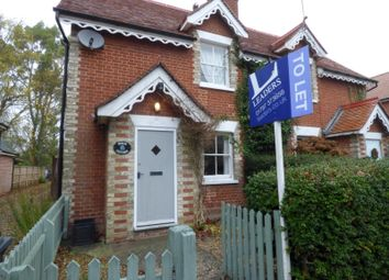 Thumbnail 3 bed cottage to rent in The Street, Little Waldingfield, Sudbury