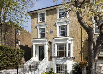 Thumbnail 5 bedroom semi-detached house to rent in Hamilton Terrace, London