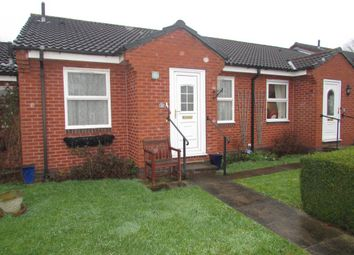 Thumbnail 2 bed terraced bungalow for sale in Holly Court, Outwood, Wakefield