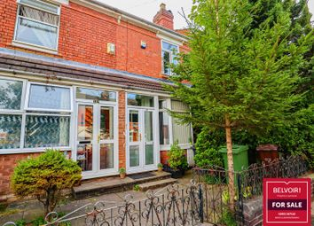 Thumbnail 3 bed terraced house for sale in Burleigh Road, Wolverhampton