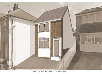 Thumbnail 2 bed property for sale in Dagmar Road, Chatham, Kent