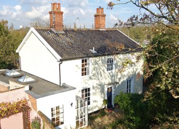 Thumbnail 4 bedroom detached house for sale in Southgate Green, Bury St. Edmunds