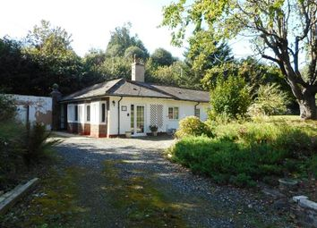 Thumbnail 3 bed detached bungalow for sale in The Lodge, Newton St. Cyres, Exeter, Devon