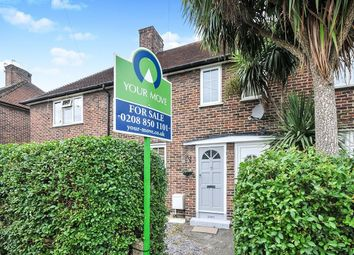 Thumbnail 2 bedroom terraced house for sale in Widecombe Road, London