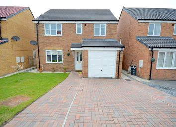 Thumbnail 4 bed detached house to rent in Hutchinson Close, Coundon, Bishop Auckland