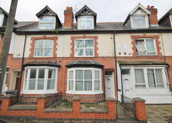 Thumbnail 4 bed terraced house for sale in Kirby Road, West End, Leicester