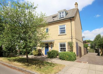 Thumbnail 5 bed semi-detached house for sale in Mary Ruck Way, Black Notley, Braintree, Essex