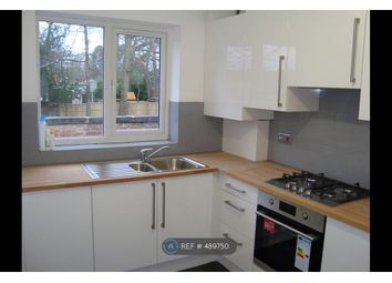 Thumbnail 2 bed flat to rent in Greenwood Road, Crowthorne