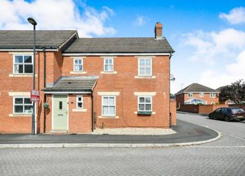 Thumbnail 2 bed end terrace house for sale in Thresher Drive, Swindon, Wiltshire