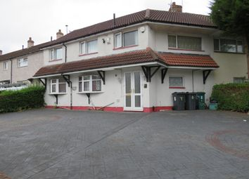 Thumbnail 4 bed semi-detached house to rent in Tamerton Road, Bartley Green, Birmingham