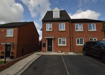 Thumbnail 3 bed semi-detached house for sale in Burn Close, Great Preston, Leeds, West Yorkshire