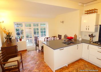 Thumbnail 2 bed end terrace house to rent in Fowlers Walk, London