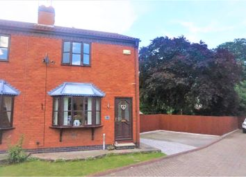 Thumbnail 2 bed semi-detached house for sale in Elm Avenue, Hull