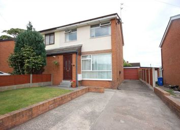 Thumbnail 3 bed semi-detached house for sale in Sunningdale Place, Inskip, Preston
