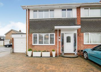 Thumbnail 3 bed end terrace house for sale in Neptune Road, Fareham