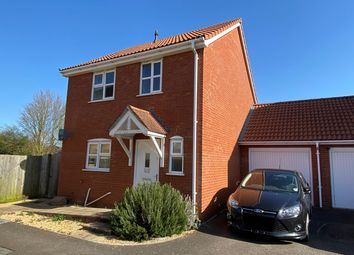 Thumbnail 3 bed link-detached house for sale in Piebald Close, Downham Market, Downham Market