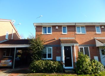 Thumbnail 2 bed semi-detached house to rent in Elder Drive, Saltney, Chester