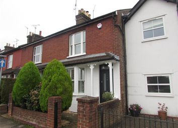 Thumbnail 3 bed terraced house for sale in Barrington Road, Horsham, West Sussex