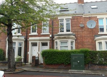 Thumbnail 6 bed terraced house to rent in Roxburgh Place, Heaton, Newcastle Upon Tyne