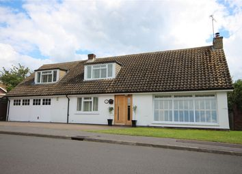 Thumbnail 5 bedroom detached house for sale in Pynchon Paddocks, Little Hallingbury, Bishop's Stortford, Herts