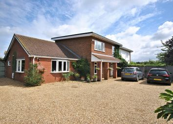 5 bed detached house for sale in Ling Common Road, North Wootton, King's Lynn PE30
