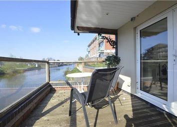 Thumbnail 3 bedroom detached house for sale in Riverside Lodge Mythe Road, Tewkesbury, Gloucestershire