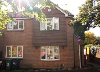 Thumbnail 2 bed end terrace house for sale in Studio Way, Borehamwood