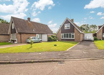 Thumbnail 3 bed detached house for sale in Firdale Close, Peakirk, Peterborough