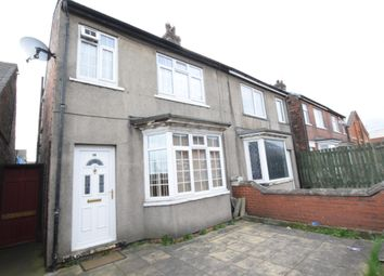 Thumbnail 3 bed semi-detached house for sale in Parkinson Avenue, Scunthorpe