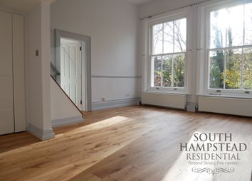 Thumbnail 1 bed flat to rent in Compayne Gardens, South Hampstead