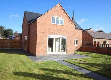 3 bed detached house for sale in Church Street, Burbage, Hinckley LE10