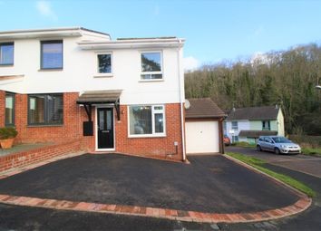 3 bed semi-detached house for sale in Queensland Drive, Exeter EX4
