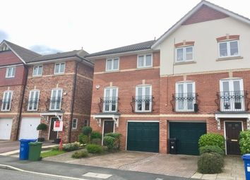Thumbnail 4 bed town house to rent in Abbeydale Close, Cheadle Hulme, Cheadle
