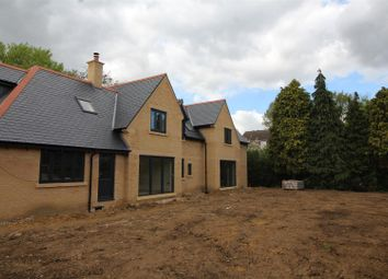 Thumbnail 4 bed detached house for sale in Eastfield Road, Peterborough