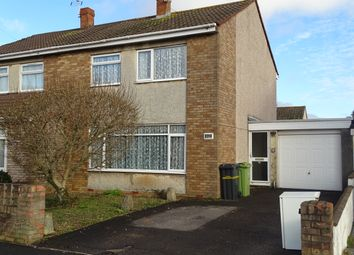 3 bed semi-detached house for sale in Derricke Rd, Stockwood, Bristol BS14
